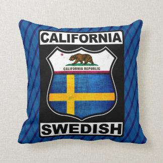 Almofada Coxim americano sueco de Califórnia