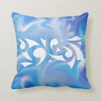 Almofada Coxim azul dos sonhos