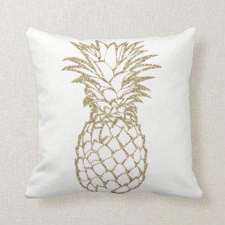 Almofada Coxim chique do travesseiro decorativo do abacaxi
