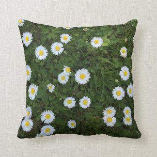 Almofada Coxim da flor da margarida