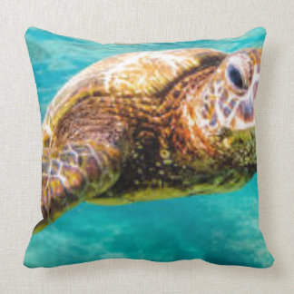 Almofada Coxim da tartaruga de mar