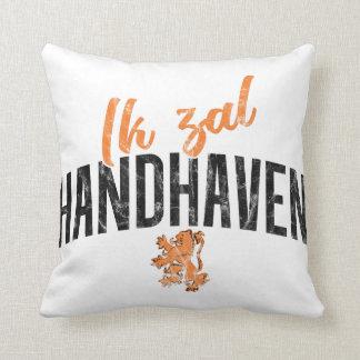 Almofada Coxim de Ik Zal Handhaven, divisa holandesa