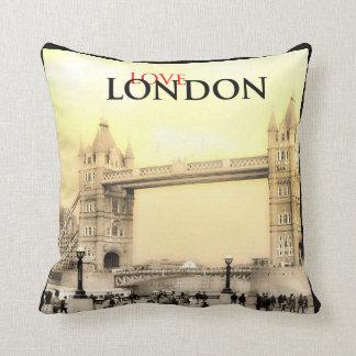 Almofada Coxim de Londres do amor