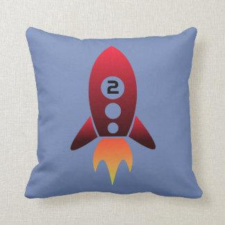 Almofada Coxim de Rocket