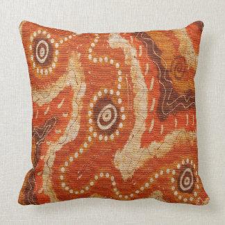 Almofada Coxim do travesseiro da coleção #3 do deserto de
