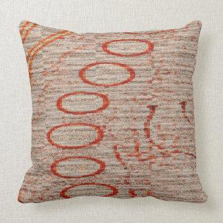 Almofada Coxim do travesseiro da coleção #3 dos ecos da