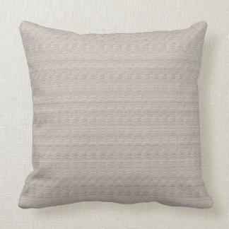 Almofada Coxim do travesseiro da coleção #4 dos ecos da