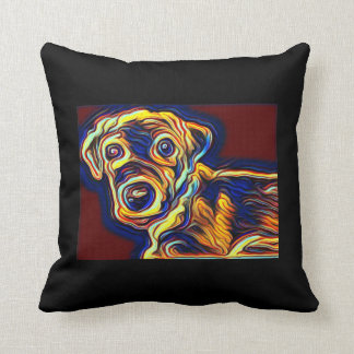 Almofada Coxim Funky da imagem do cão