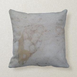 Almofada Coxim marmoreado do efeito