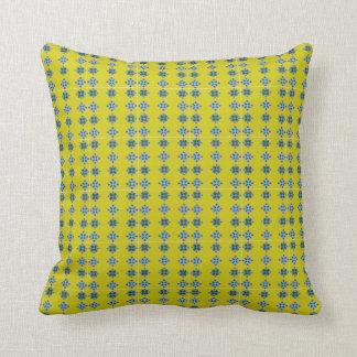 Almofada Coxim modelado verde limão do tempo do assoalho do