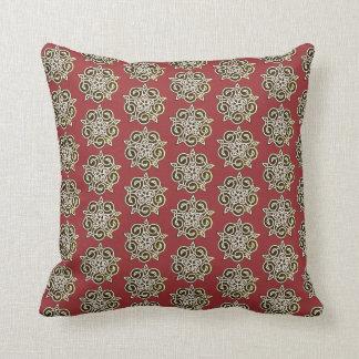 Almofada Coxim morno do travesseiro decorativo da cor do