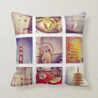 Almofada Criar seu próprio travesseiro decorativo de