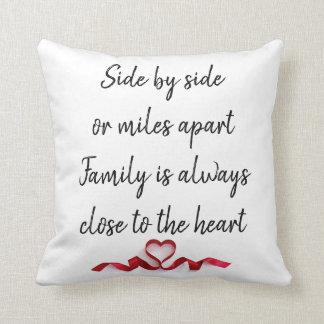 Almofada De lado a lado travesseiro (frente e verso) da