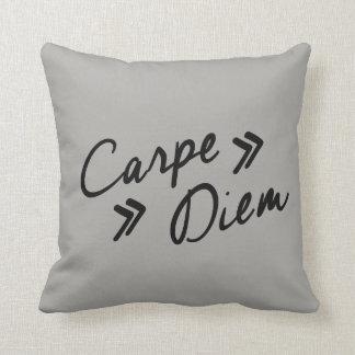 """Almofada De """"travesseiro decorativo inspirado vintage Carpe"""