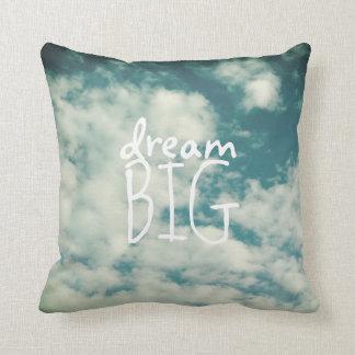 Almofada decoração grande ideal da casa do travesseiro