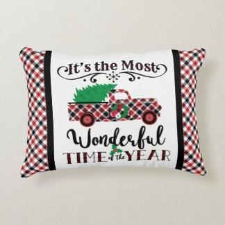 Almofada Decorativa A maioria de travesseiro maravilhoso do caminhão