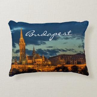 Almofada Decorativa Arquitetura de Budapest