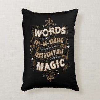 Almofada Decorativa As palavras do período | de Harry Potter são nosso