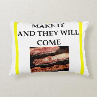 Almofada Decorativa bacon