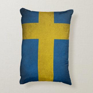 Almofada Decorativa Bandeira da suecia - travesseiro
