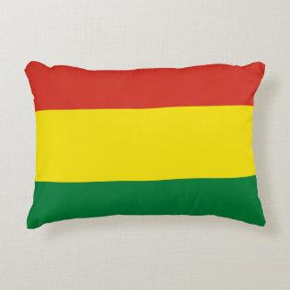 Almofada Decorativa Bandeira de Bolívia