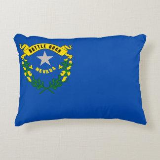 Almofada Decorativa Bandeira de Nevada