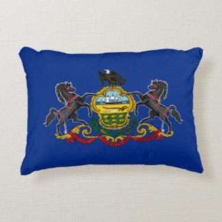 Almofada Decorativa Bandeira de Pensilvânia