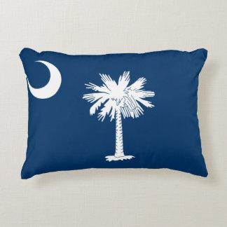 Almofada Decorativa Bandeira de South Carolina