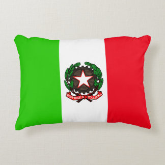 Almofada Decorativa Bandeira italiana