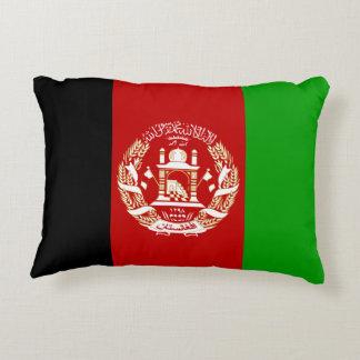 Almofada Decorativa Bandeira nacional do mundo de Afeganistão