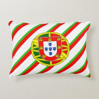 Almofada Decorativa Bandeira portuguesa das listras