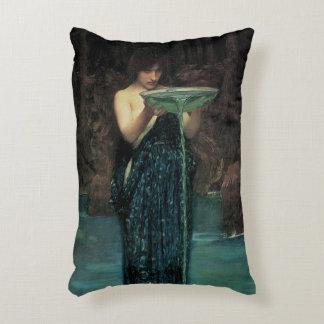 Almofada Decorativa Belas artes do Victorian, Circe Invidiosa pelo