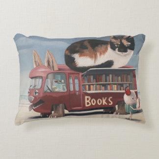 Almofada Decorativa Bookmobile