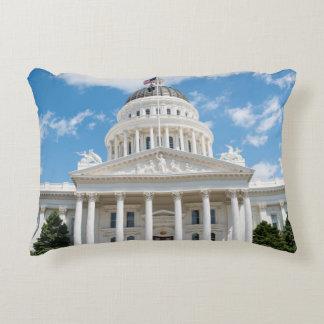 Almofada Decorativa Capitólio do estado de Califórnia em Sacramento