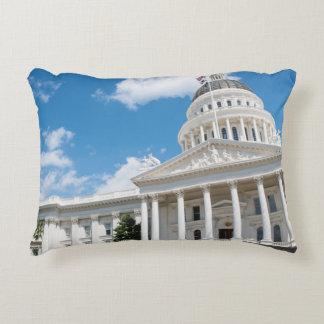 Almofada Decorativa Capitólio do estado de Sacramento de Califórnia