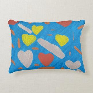 Almofada Decorativa Céu do travesseiro do acento do amor
