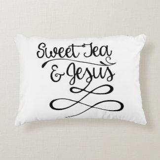 Almofada Decorativa Chá & Jesus doces