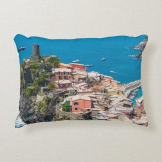Almofada Decorativa Cinque Terre em Italia