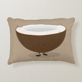 Almofada Decorativa Coco de sorriso