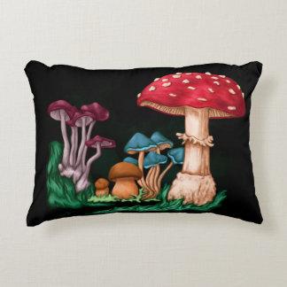 Almofada Decorativa Cogumelos