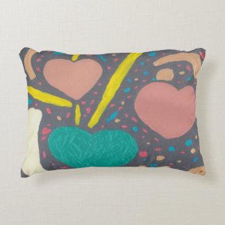 Almofada Decorativa Comemore o travesseiro do acento do amor