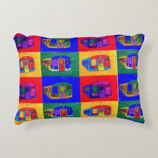 Almofada Decorativa Cooke desaba a coleção, travesseiro #17 da arte do