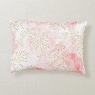 Almofada Decorativa Coxim cor-de-rosa