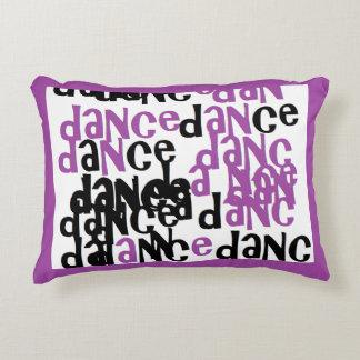 Almofada Decorativa Coxim do acento da dança pelo DAL