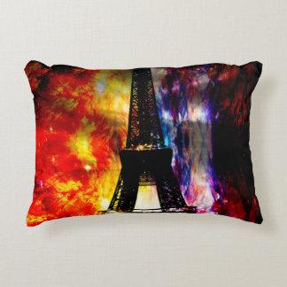 Almofada Decorativa Da elevação sonhos parisienses outra vez