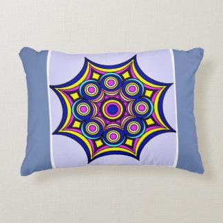 Almofada Decorativa Design geométrico de néon original