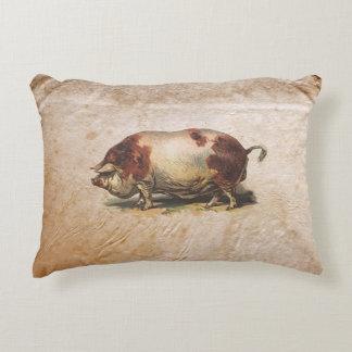 """Almofada Decorativa Design original do porco no travesseiro 16"""" do"""