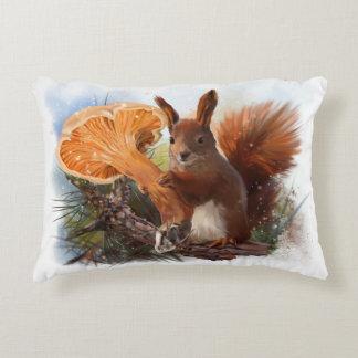 Almofada Decorativa Esquilo