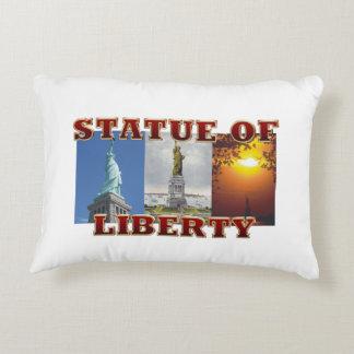 Almofada Decorativa Estátua da liberdade de ABH