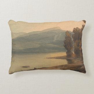 Almofada Decorativa Francis Towne - Windermere no por do sol